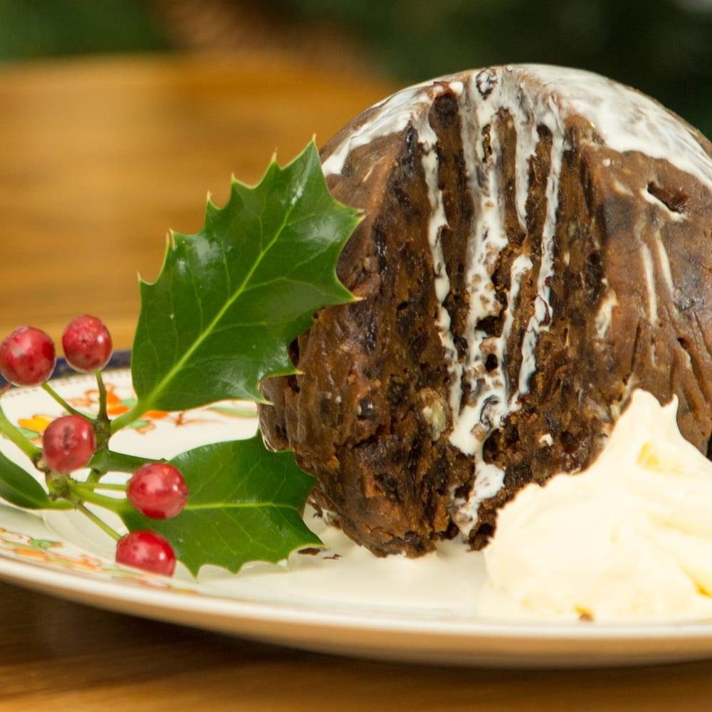 Traditional Christmas Pudding - Georgie Porgie's Puddings